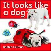 Cover of: It Looks Like a Dog