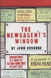 Cover of: The Newsagents Window