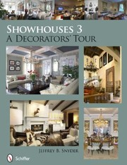 Cover of: Showhouses 3