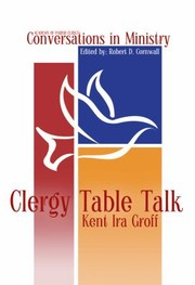 Cover of: Clergy Table Talk