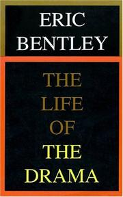 Cover of: The life of the drama