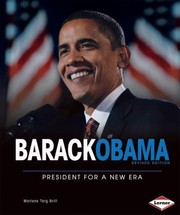 Cover of: Barack Obama Revised Edition