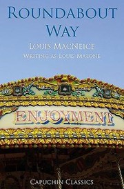 Cover of: Roundabout Way Louis MacNeice