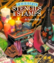 Cover of: Terrific Stencils and Stamps