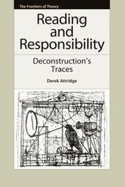 Cover of: Reading and Responsibility