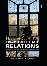 Cover of: Handbook of USMiddle East Relations