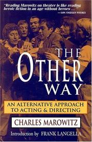 Cover of: The Other Way
