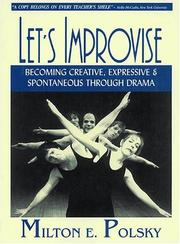 Cover of: Let's improvise