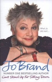 Cover of: Cant Stand Up for Sitting Down Jo Brand
