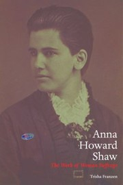 Cover of: Anna Howard Shaw
