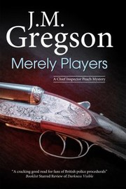 Cover of: Merely Players