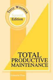 Cover of: Total Productive Maintenance Second Edition