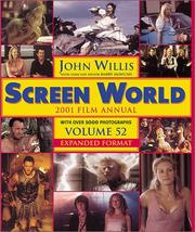 Cover of: Screen World, Vol. 52, 2001 Film Annual | John Willis