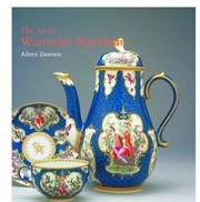 Cover of: The Art of Worcester Porcelain 17511788