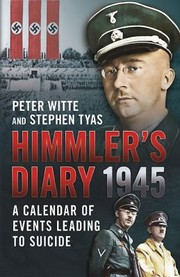 Cover of: Himmlers Diary 1945