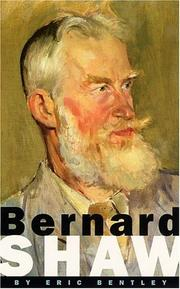 Cover of: Bernard Shaw