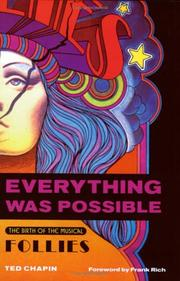Cover of: Everything Was Possible | Ted Chapin