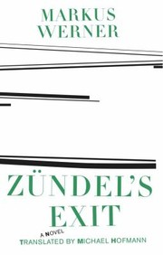 Cover of: Zundels Exit