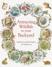 Cover of: Attracting Wildlife to Your Backyard