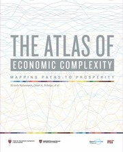 Cover of: The Atlas of Economic Complexity
