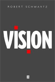 Cover of: Vision | Robert Schwartz