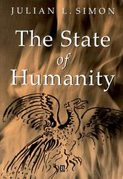 Cover of: The state of humanity
