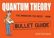 Cover of: Quantum Theory