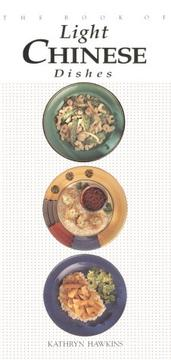 Cover of: Light Chinese Dishes | Kathryn Hawkins