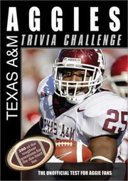 Cover of: Texas Am Aggies Trivia Challenge