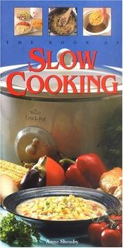 Cover of: The Book of Slow Cooking