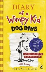 Cover of: Dog Days by Jeff Kinney