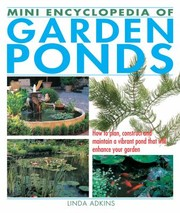 Cover of: Mini Encyclopedia of Garden Ponds