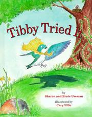 Tibby tried it by Sharon Useman