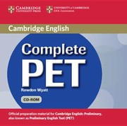 Cover of: Complete Pet Students Book Pack