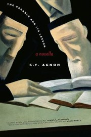Cover of: The Parable and Its Lesson