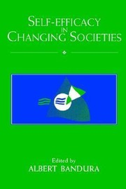 Cover of: SelfEfficacy in Changing Societies
