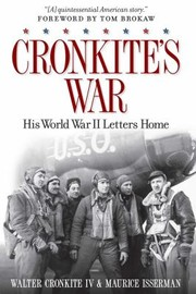 Cover of: Cronkites War