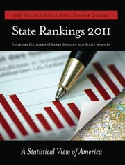 Cover of: State Rankings 2011 A Statistical View Of America