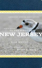 Cover of: The American Birding Association Field Guide to the Birds of New Jersey