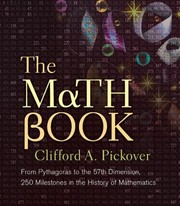 Cover of: The Math Book