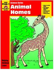 Cover of: Animal Homes | Moore