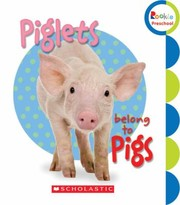 Cover of: Piglets Belong to Pigs