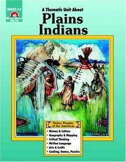 A thematic unit about Plains Indians