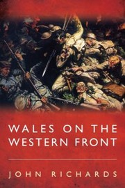 Cover of: Wales on the Western Front