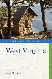 Cover of: Explorers Guide West Virginia