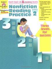 Cover of: Nonfiction Reading Practice, Grade 2 | Kristen Kunkel