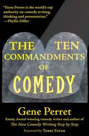 Cover of: The Ten Commandments of Comedy