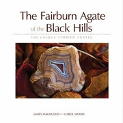 Cover of: The Fairburn Agate of the Black Hills