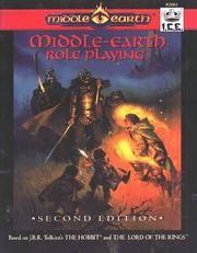 Cover of: Middle-Earth role playing