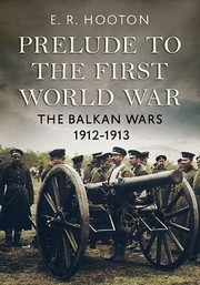 Cover of: Prelude to the First World War